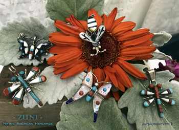 Handmade Native American Jewelry